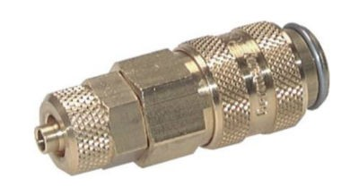 Couplers with with union nut NW5 Type 21