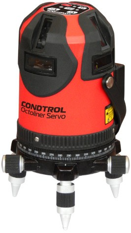 CONDTROL Laser level Octoliner Servo