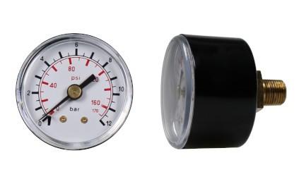 Manometer ø40mm