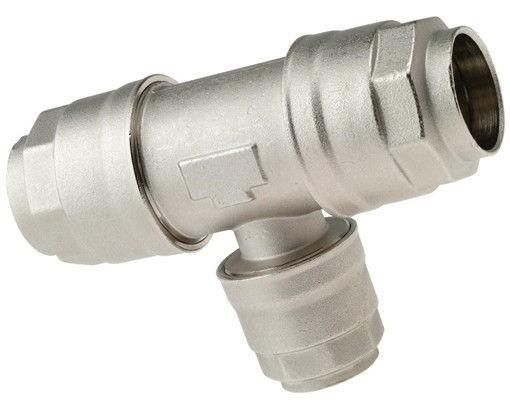INFINITY T Steckverbinder reduziert