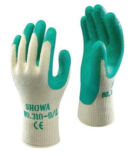 SHOWA 310 GRIP GREEN