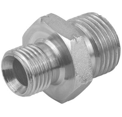 Hydraulic-Twin nipple HDN8