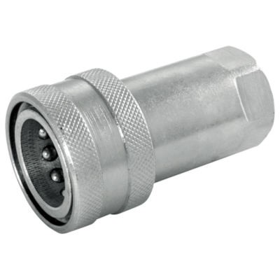 Hydraulic couplers to DIN ISO 7241-A-ECONOMY