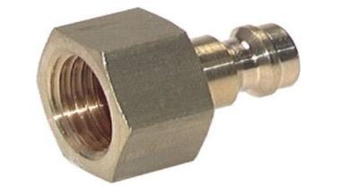 Kupplungsstecker mit Innengewinde NW5 Typ21