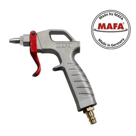 MAFA blow gun with protective nozzle