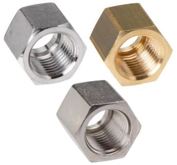 Swivel-nuts for hose-nozzle