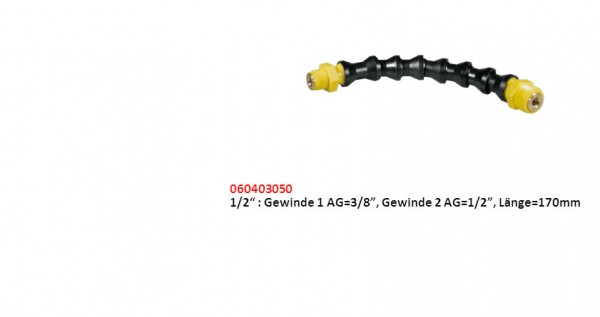 VARIO-liner with double threaded - special version -