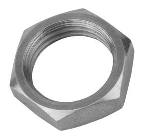 Hydraulik-Muttern BSP Gewinde, Stahl verzinkt