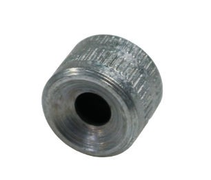 Hollow nozzle for ball grease nipples acc. to DIN3402