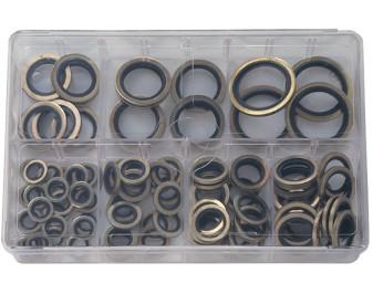 Seal rings set, inch thread