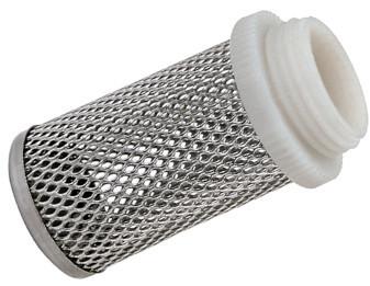 Stainless Filter for check valves