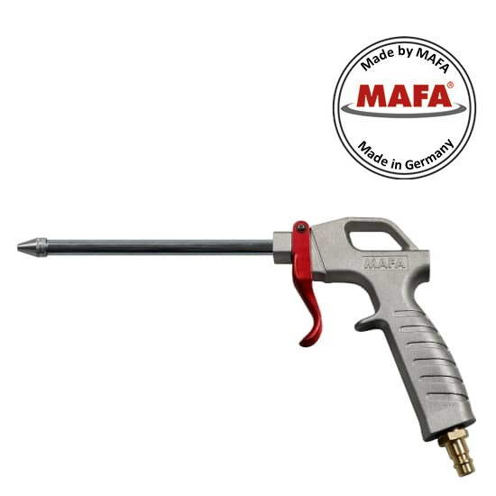 MAFA blow gun extension tube 150mm and nozzle ø1,5mm