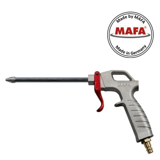 MAFA-Ausblasepistole Verlängerungsrohr 150mm und Düse ø1,5mm