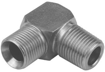 Hydraulic-elbow HDW4