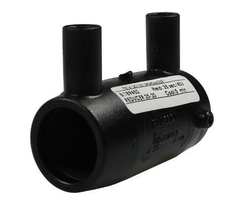 Elektro-Schweiss-Reduziermuffe HDPE ø20-160mm