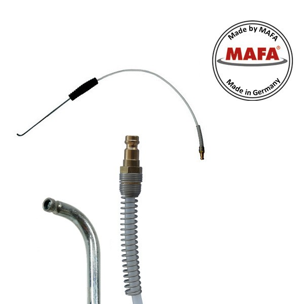 Hook sonde ID-ø4mm for cavity protection, plug NW5 Type21