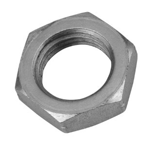 Hydraulic Nuts BSP thread, Steel zinc plated