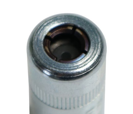 Greifkupplung für Kegelschmiernippel H nach DIN71412