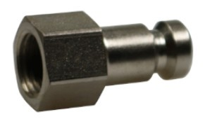 Coupling plug NW6 Type52, female thread