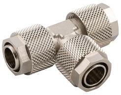 T-Stück EVST 3x Schlauchanschluss