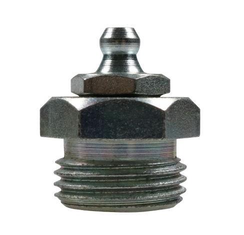 Kegelschmiernippel DIN71412-H1-Gewinde R1/2
