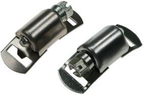 Spannköpfe fest für Bandbreite 13mm, VPE50 Stück