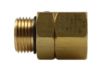 Brass Swivel SW65 24 bar - for high flow