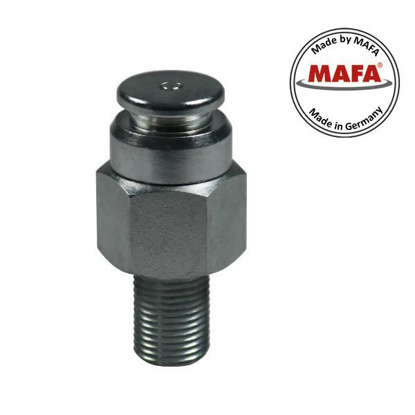 Length 60mm-HP-Button head grease nipple M16x1.5, head-ø22mm
