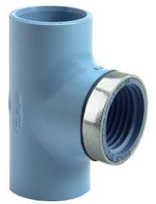 GIRAIR T-Muffe 90° Innengewinde Metallring