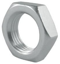 Sechskantmutter - M12x1.0, Stahl verzinkt
