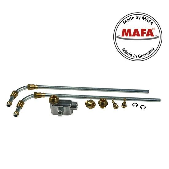 Spare parts Set2 for TMK spray gun
