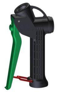 Wash gun/ Spraying gun - frost protection function, Viton-seal