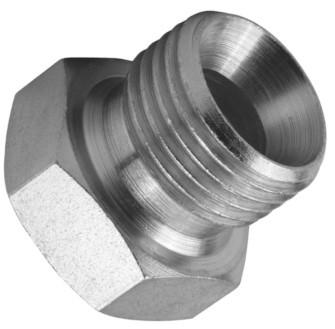 Hydraulik-Verschlussstopfen – Zollgewinde –zylindrisches Außengewinde – Innenkonus 60°