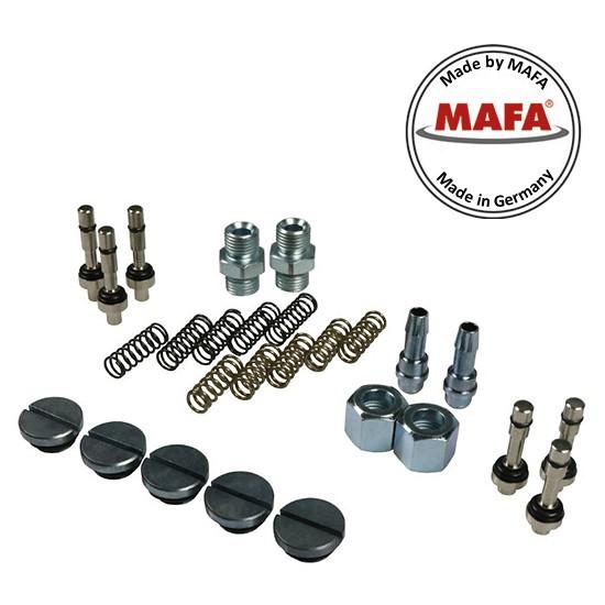 Spare parts Set3 for TMK spray gun