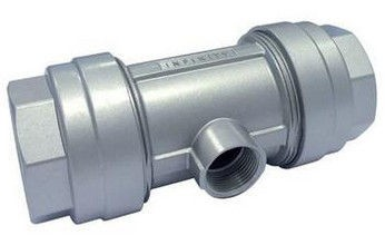 INFINITY T Connector Condense Exhaust Female Thread