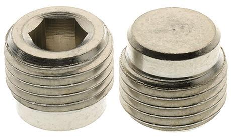 Closing Plug - cylindrical male thread