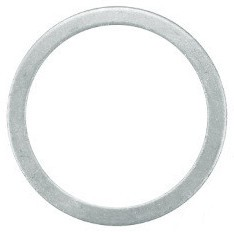 Aluminium seal, M5-R1
