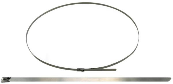 Kabelbinder Edelstahl V2A 1.4301