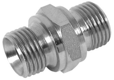 Hydraulik-Doppelnippel HDN3