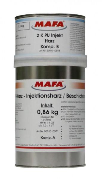 PU Harz - 2-Komponenten Polyurethanharz