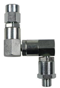 Hochdruck Z-Drehgelenk-3-Dreh-Achsen