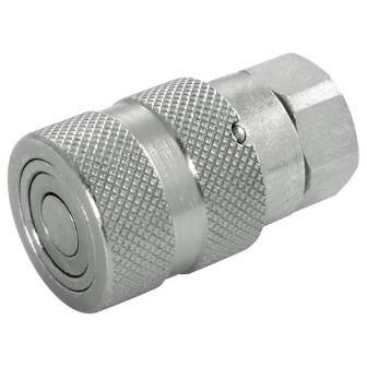 Hydraulic sockets ISO 16028 FLAT FACE