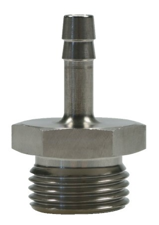 Stainless steel threaded nozzle MT G1/2-6mm