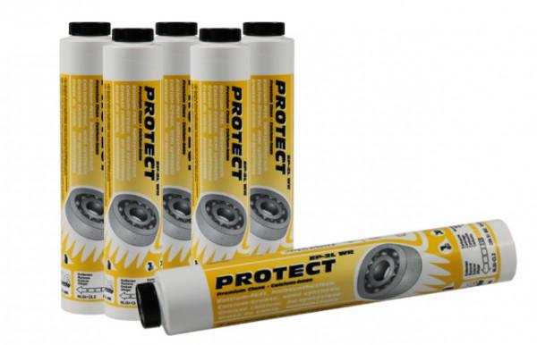 Lube-Shuttle® Fettkartusche PROTECT Kalzium-Fett
