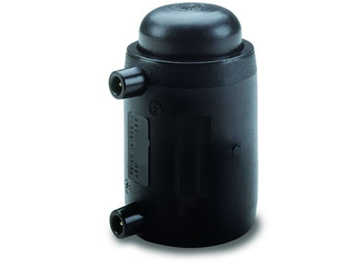 Electrical welded end cap HDPE ø20-160mm