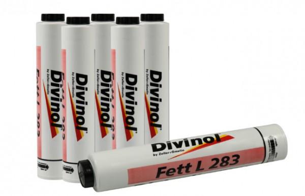 Lube-Shuttle grease cartridge DIVINOL Multi purpose EP-L283