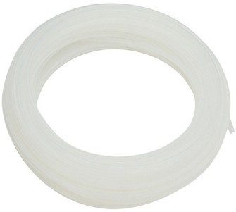 PTFE-/Teflon hose in rolls - natural