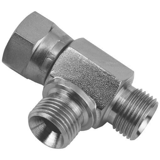 Hydraulik-T-Stück HDT7