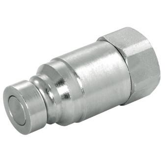 Hydraulic plugs ISO 16028 FLAT FACE