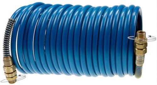 Spiralschlauch (PA6) beidseitig AG1/4 drehbar